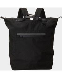 Ally Capellino Black Hoy Travel & Cycle Rucksack