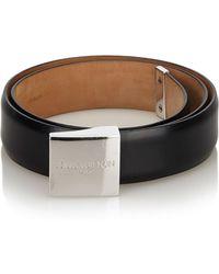 Louis Vuitton - Leather San Tulle - Lyst
