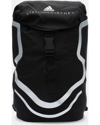 679aa279e1d2 Lyst - adidas By Stella McCartney Run Convertible Backpack in Blue