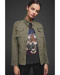 Anine Bing - Army Jacket - Green - Lyst