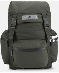 adidas By Stella McCartney - Dark Green Backpack - Lyst