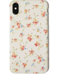 LoveShackFancy X Minnie And Emma Iphone X Case - Multicolor