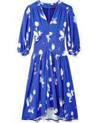 Proenza Schouler - Print Cady Dress - Lyst