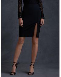 Bailey 44 Jordan Skirt - Black