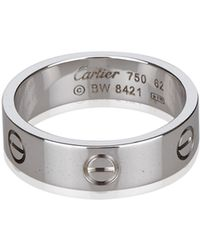 Cartier - Love Ring - Lyst