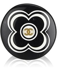 Chanel - Camellia Ring - Lyst