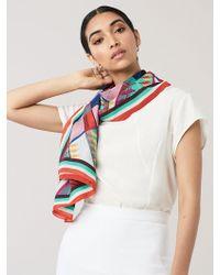 Diane von Furstenberg Summer Blanket Scarf - Multicolor