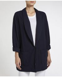 AG Jeans - The Maura Jacket - Blue Vault - Lyst