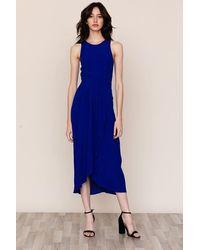 Yumi Kim So Social Dress - Blue