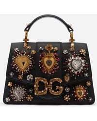 Dolce & Gabbana - Dg Amore Bag - Lyst