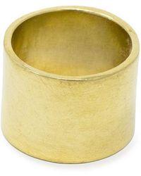 Soko - Cigar Band Ring - Lyst