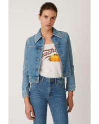 M.i.h Jeans - Daily Jacket - Lyst
