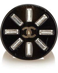 Chanel - Resin Ring - Lyst