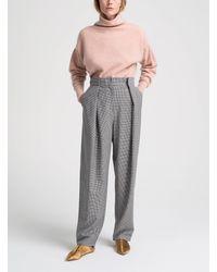 Dagmar Vanda Wool Trouser - Gray