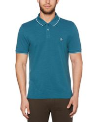 Original Penguin - Patch Logo Daddy 2.0 Polo - Lyst