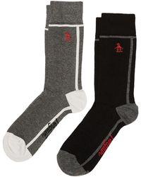 Original Penguin - 2pp Earl Socks - Lyst