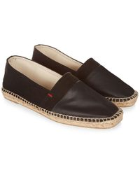 Orlebar Brown | Sutton Espadrille In Schwarz | Lyst