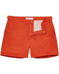 Orlebar Brown - Setter Sport Flame Shorter-length Swim Shorts - Lyst
