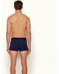 Orlebar Brown Slip Bright Navy 3 Pack Slip Briefs - Blue