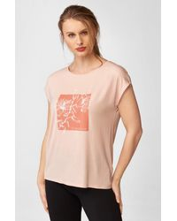 ORSAY T-Shirt mit Print - Pink