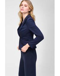 ORSAY Taillierter Blazer - Blau