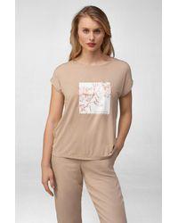 ORSAY T-Shirt mit Print - Natur