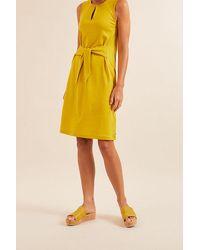 Lanius Kleid Kiwi Gold - Yellow