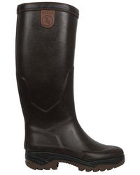 Aigle Parc2 Excel M Brun Boots - Black