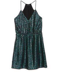 Sisley Dress Dark Green