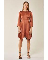 IVY & OAK Open Back Dress Mini Sierra - Multicolour