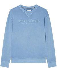 Marc O'polo Sweatshirt Kashmir Blue