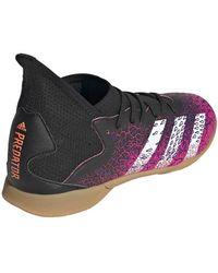 adidas Predator Freak.3 Indoor Boots Black