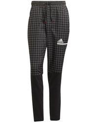 adidas - Z.n.e. Sportswear Primeblue Pants Black - Lyst