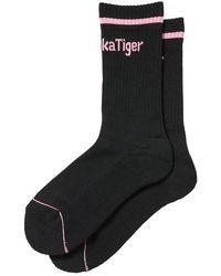 Onitsuka Tiger Middle Socks Performance Black/breeze