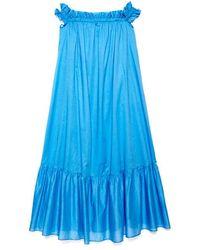 Sisley Dress Light Blue