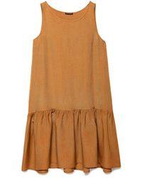 Sisley Dress Brown