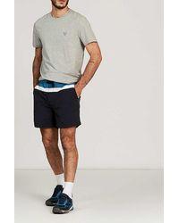 Aigle Egleun Dark Navy Shorts - Blue
