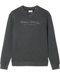 Marc O'polo Sweatshirt Phantom Fear - Grey