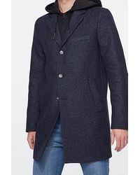 IKKS Plum Urban Lab Suit Jacket - Blue