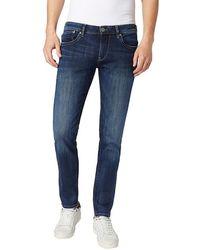 Pepe Jeans Hatch Denim - Blue