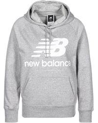 New Balance - Kapuzenpullover - Lyst