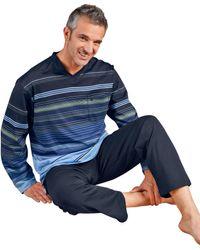 Hajo Pyjama - Blauw