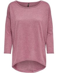 ONLY - 3/4-Arm-Shirt »ONLELCOS« - Lyst