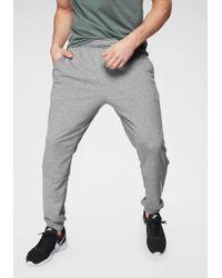 Nike Trainingshose » DRY PANT TAPER FL« - Grau