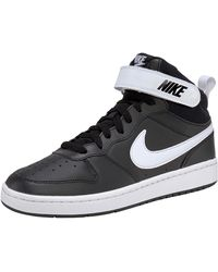 Nike - »Court Vision Mid« Sneaker - Lyst