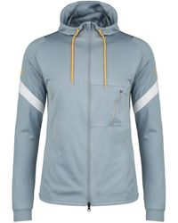 Nike Sweatjacke - Blau