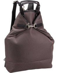 Jost Rucksack / Daypack »Mesh 6178 X-Change 3in1 Bag S« - Grau