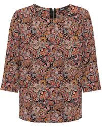 ONLY - Druckbluse - Lyst