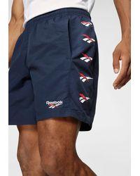 Reebok Shorts - Blau