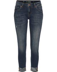 Zhrill 7/8-Jeans - Blau